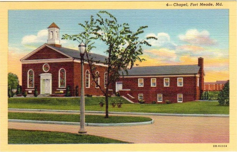 Chapel-Ft-Meade