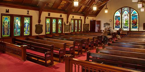 Mare Island Chapel