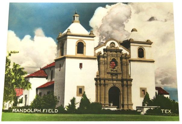 Chapel-Randolph Field 1938