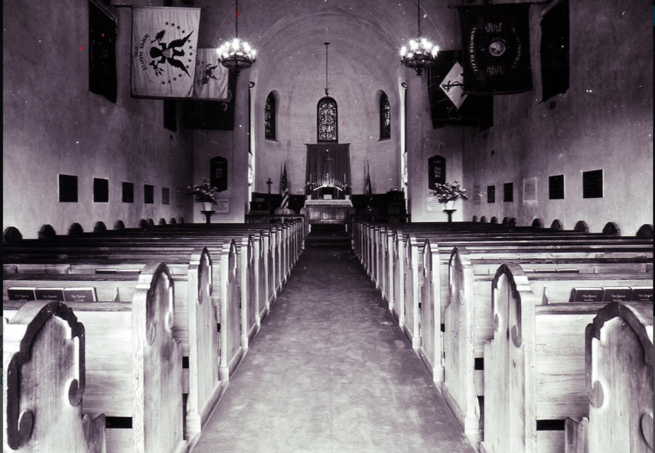 Chapel-The Presidio-interior-1948-March