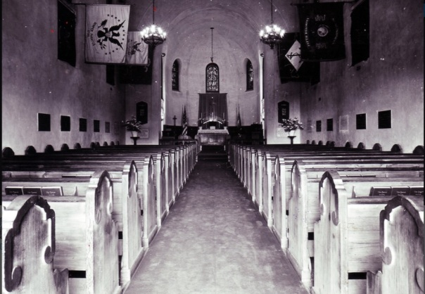 Chapel-The Presidio-interior-1948-March