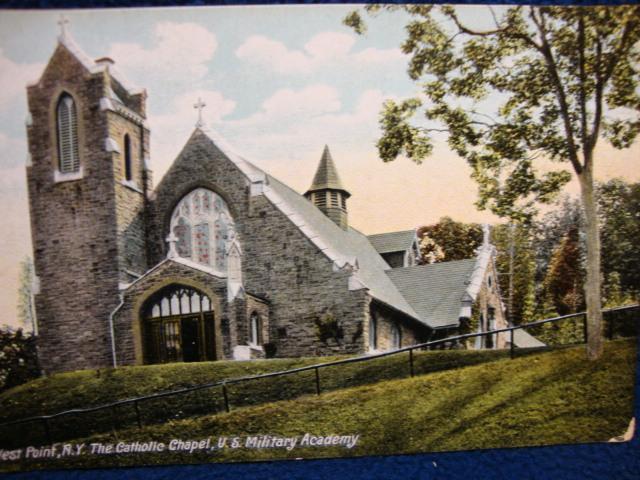 Chapel-US Military Academy-West Point, NY-Catholic Chapel