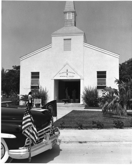 Chapel-USNavalStation-Key-West-Memorial-Chapel