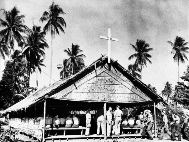 Chapel-WW2-Florida-Island