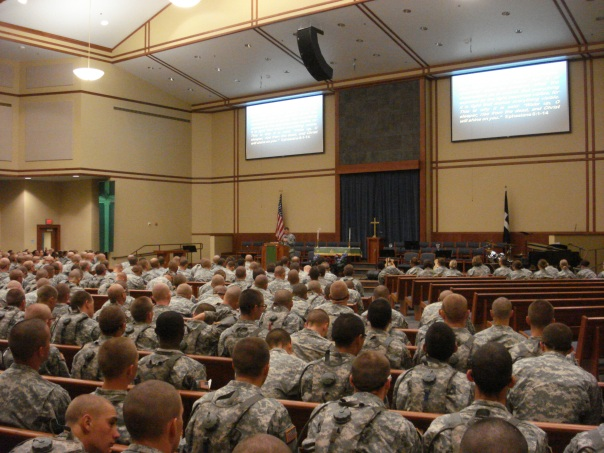 Main Post Chapel-Ft. Leonard Wood