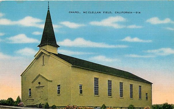 McClellan Field, California