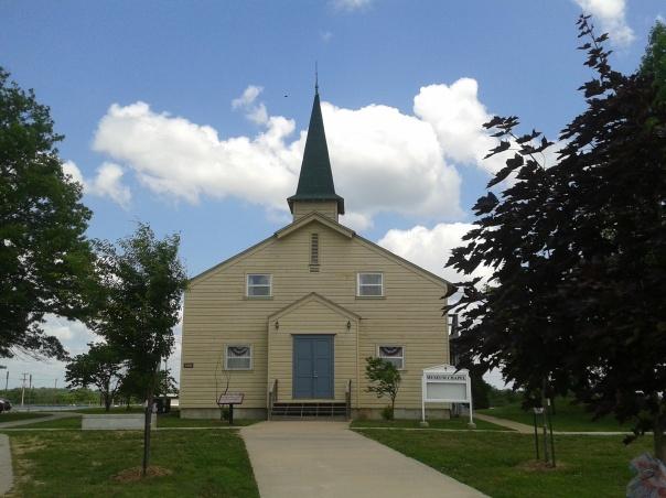 WW2 Museum Chapel