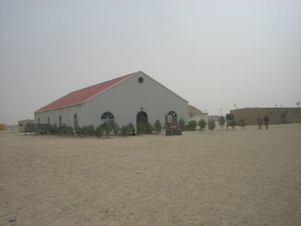 Camp VA chapel-Jan 07 Kuwait