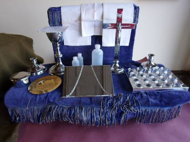 Korean War Chaplain Kit