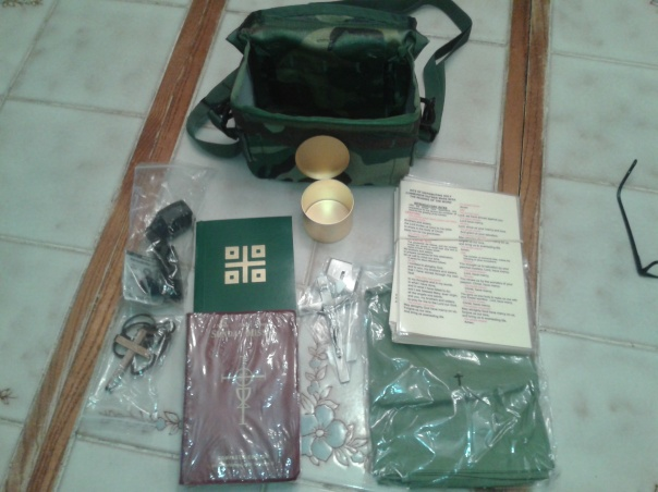 Roman Catholic Ministry Extender Kit