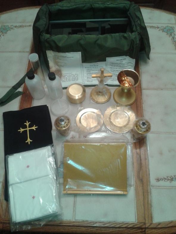 Vietnam era (Type 2) Chaplain Kit