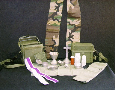 Christian Chaplain Kit