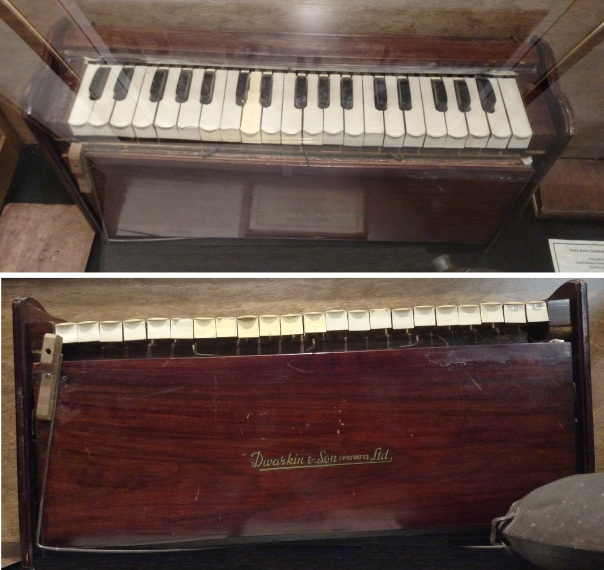 Civil War Chaplain Lap Organ