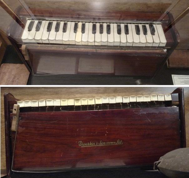 Civil War Chaplain Lap Organ