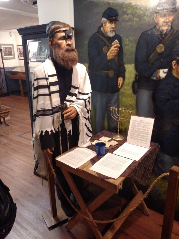Civil War Jewish Chaplain