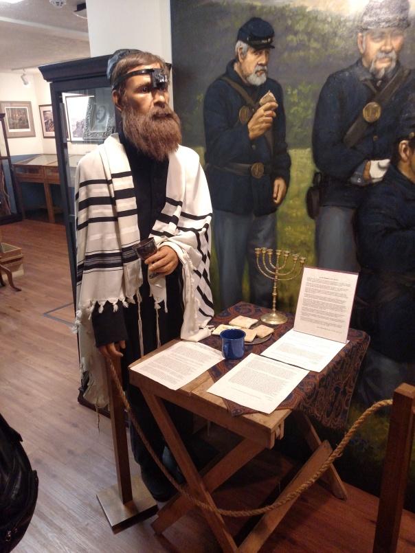 Civil War Jewish Chaplain