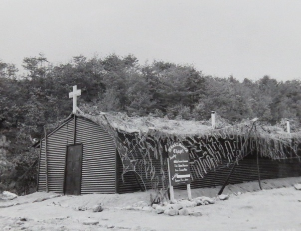 3rd US Infantry Division Chapel