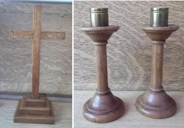 Chaplain McGavern portable altar