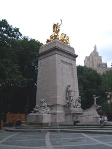 U.S.S. Maine Monument