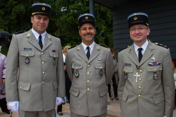 French Military Chaplains 2013