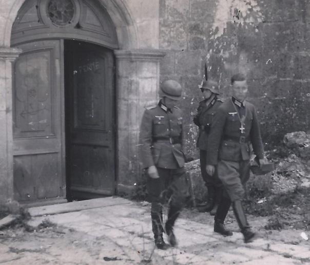 Nazi Chaplain