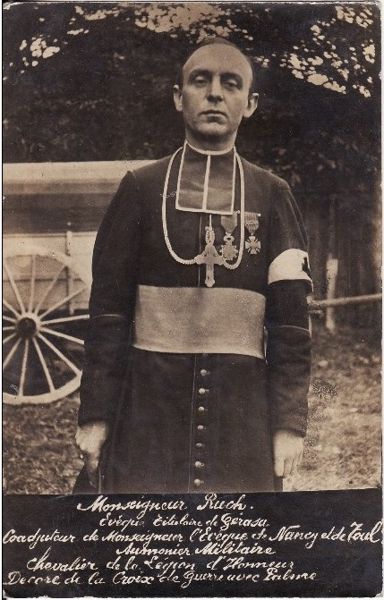 French Chaplain Ruch
