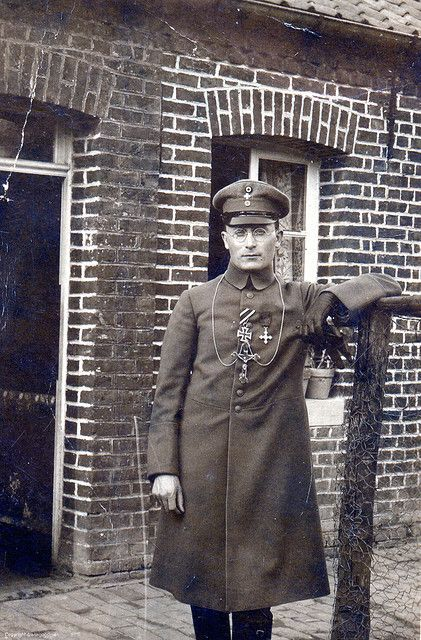WW1 German Catholic Chaplain