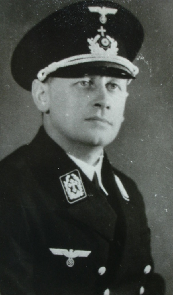 WW2 German Kriegsmarine Chaplain