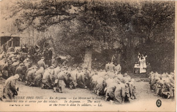 WW1 French Mass