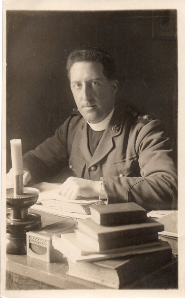 WW1 British Chaplain
