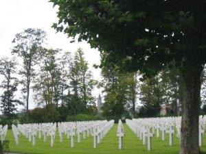 Oise-Aisne WW1 American Cemetery