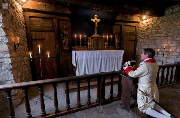 Jesuit Chapel Old Fort Niagara
