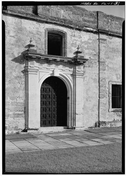 Chapel-of-St-Mark-Castillo-de-San-Marcos-Ft-Marion-entance