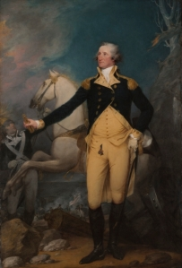 General George Washington at Trenton by John Trumbull