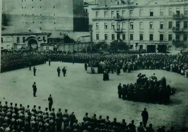 World War 1 Russian Mass