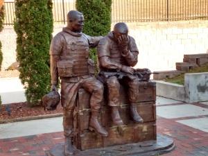 USACHCS Statue