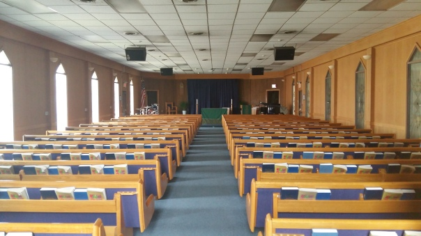 Osan Air Base Chapel
