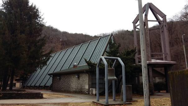 Camp Casey Memorial Chapel