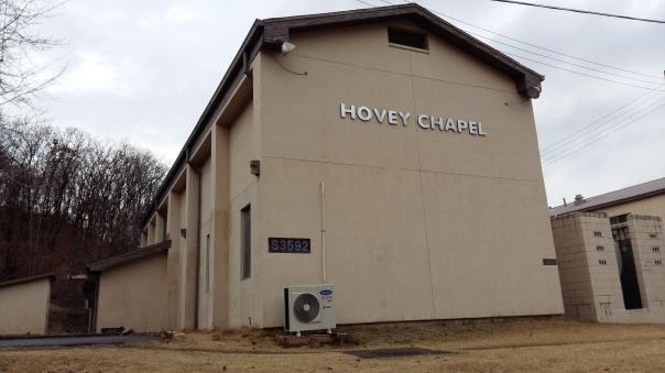 Camp Hovey Chapel