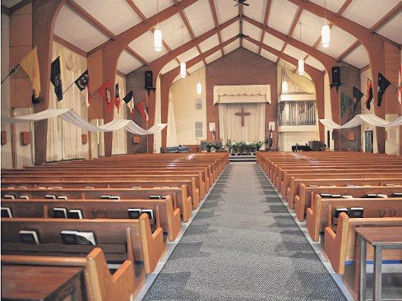 Ft. Leonard Wood Soldier Memorial Chapel