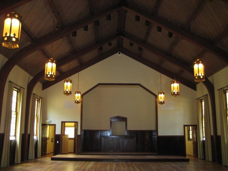 Chapel-Fort Baker