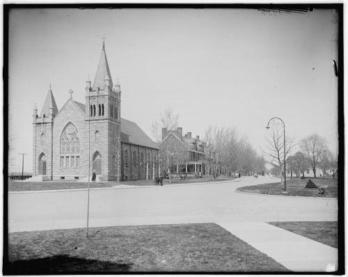 Fort Monroe Chapel