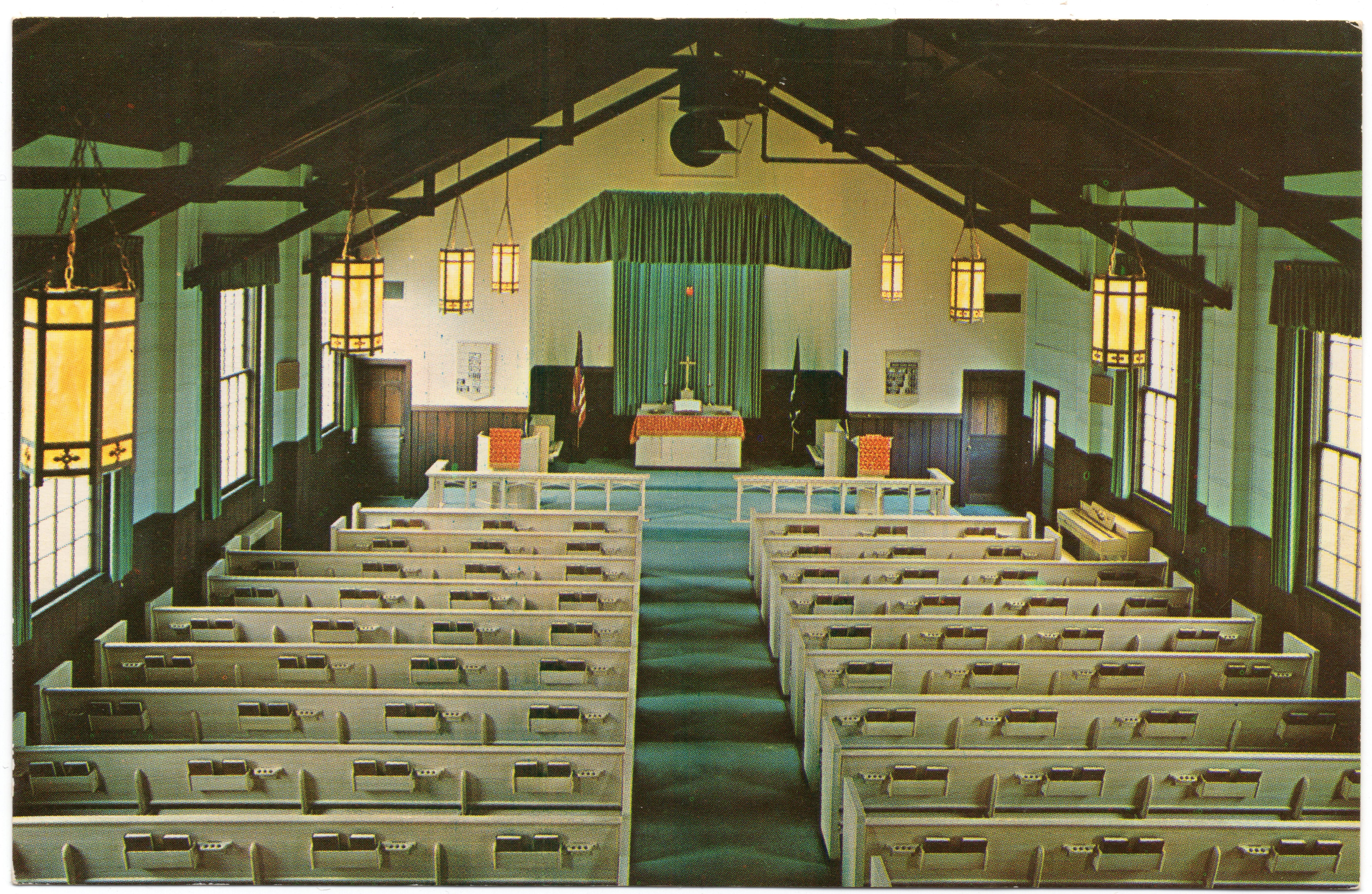 Fort Benjamin Harrison chapel