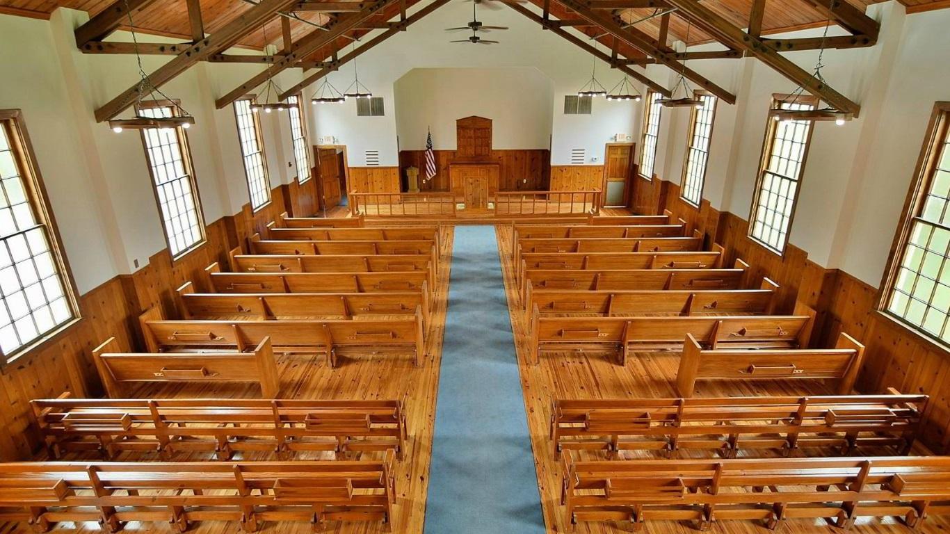 Fort Benning Cantonment Chapel