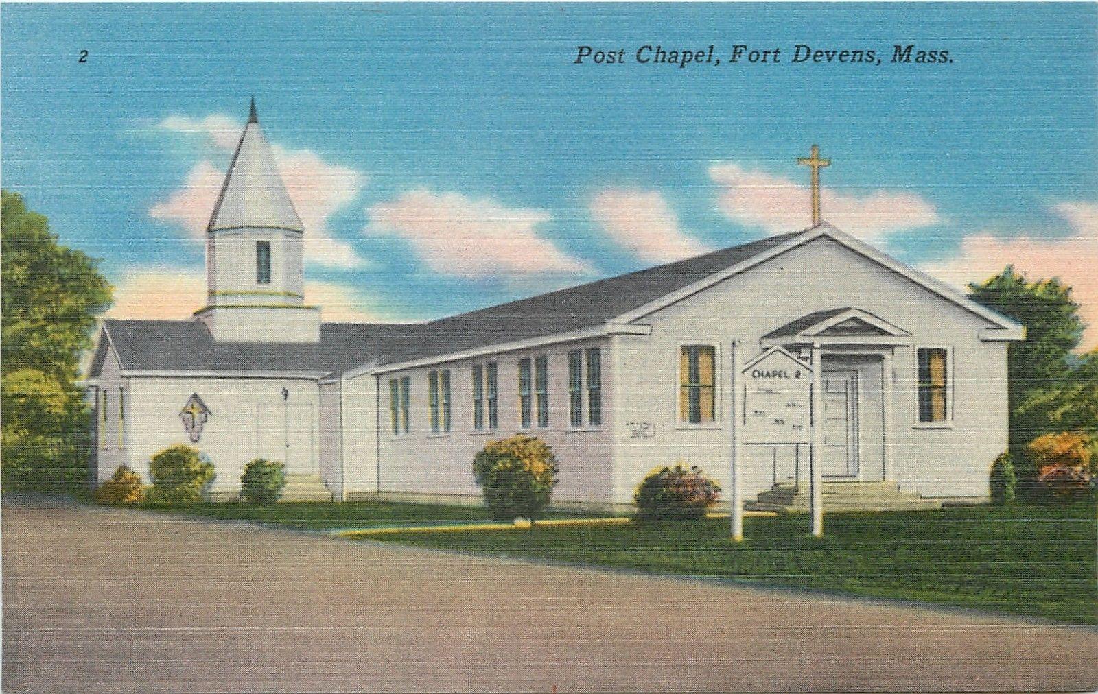 Fort Devens Chapel