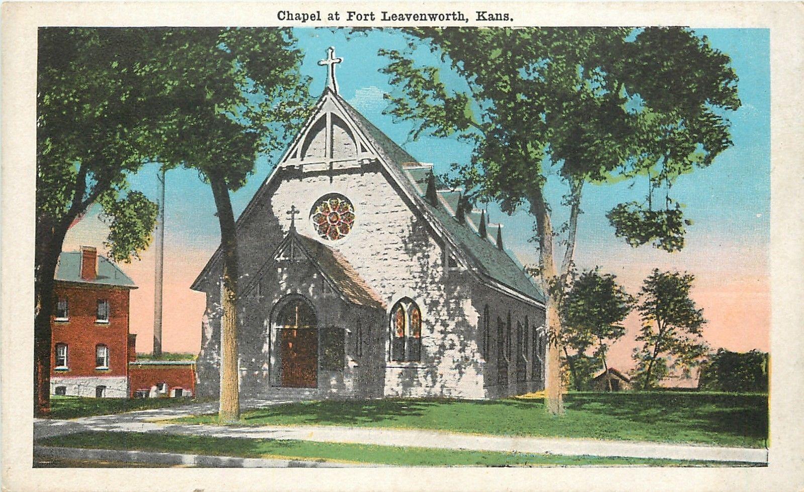 Memorial Chapel, Fort Leavenworth