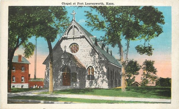 Memorial Chapel, Fort Leavenworth