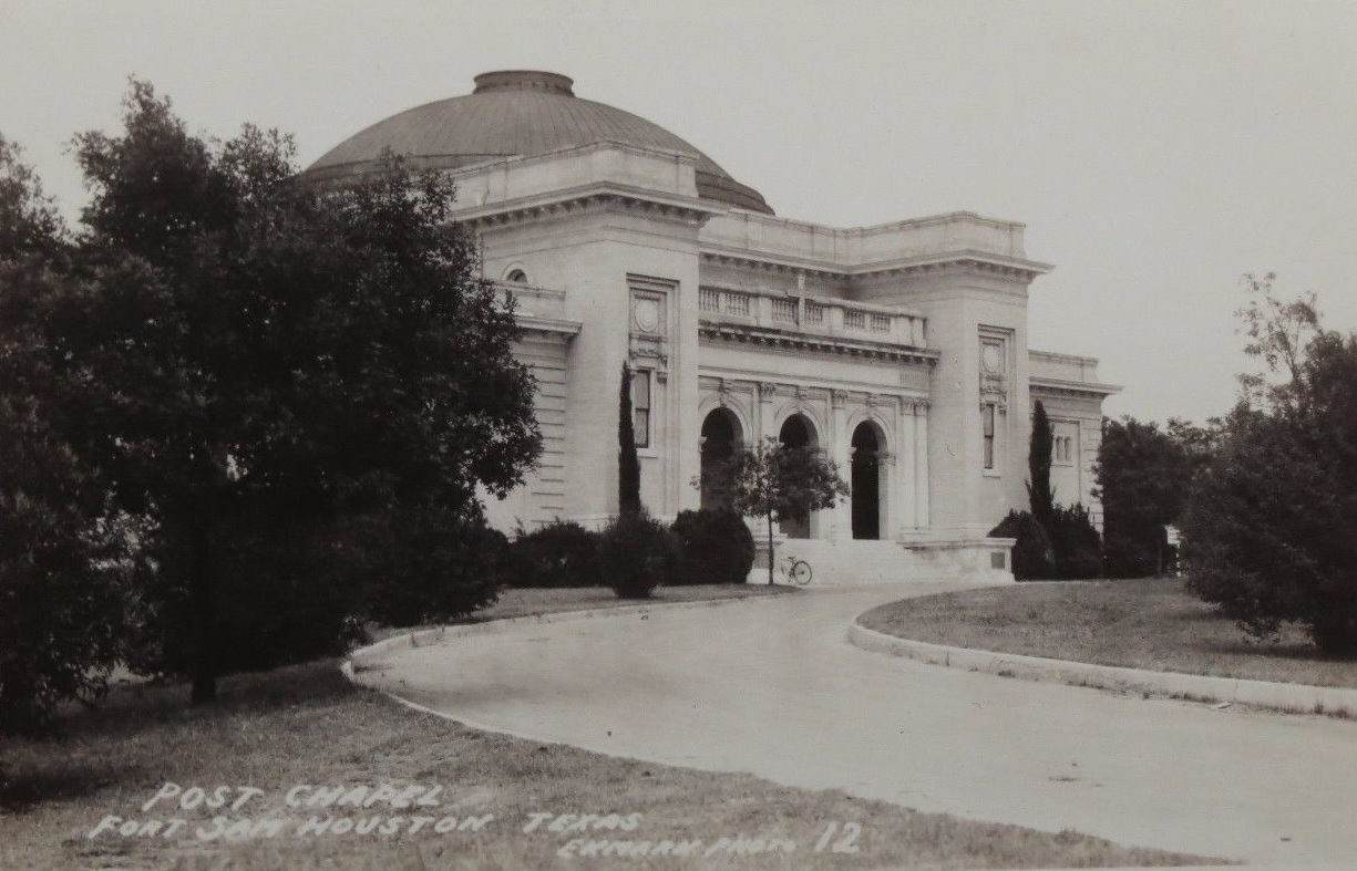 Fort Sam Houston Post Chapel