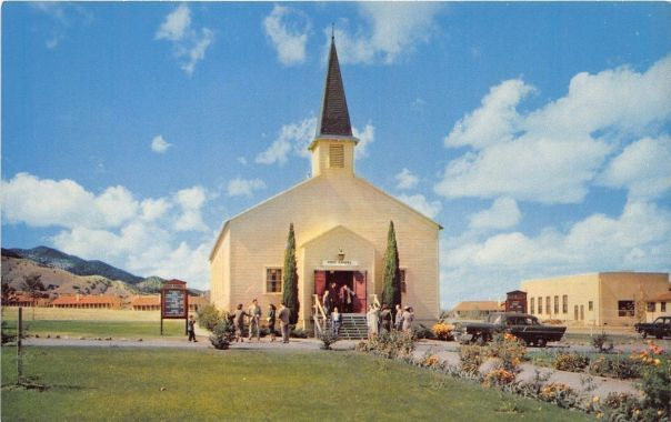 Fort Huachuca Main Post Chapel