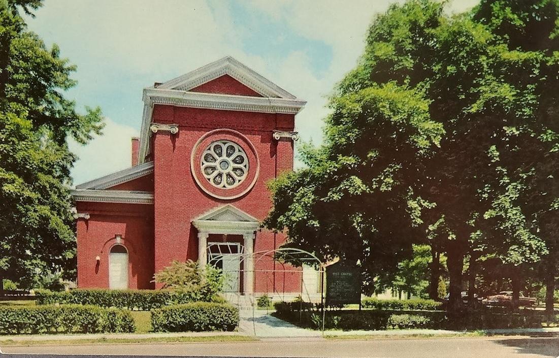 Fort Knox Main Post Chapel